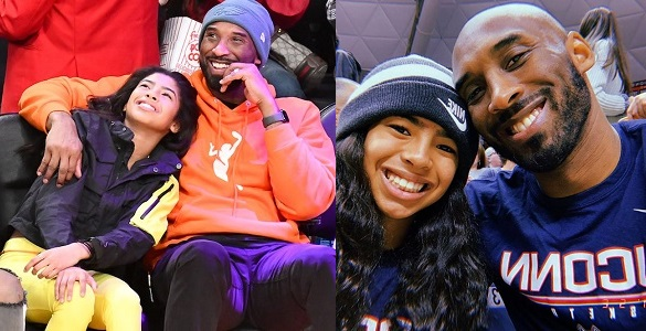Kobe Bryant's 13-year-old daughter, Gianna, dies in helicopter crash alongside dad