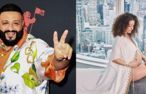 DJ Khaled Expecting Baby
