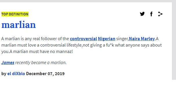 Naira Marley advises Marlians