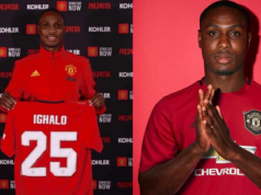 Odion Ighalo banned