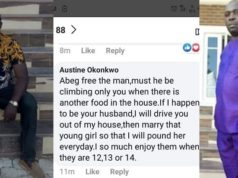 Nigerian man sparks outrage