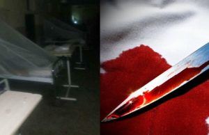 Bereaved father allegedly stabs