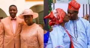 Pastor Adeboye shares