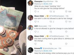 Nigerians attack Uber driver