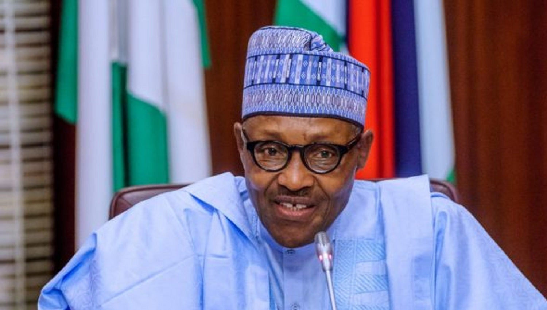 President Buhari resumes duty