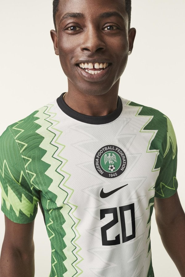 Nigeria New Kit 2020