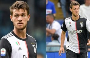 Juventus/Italy defender