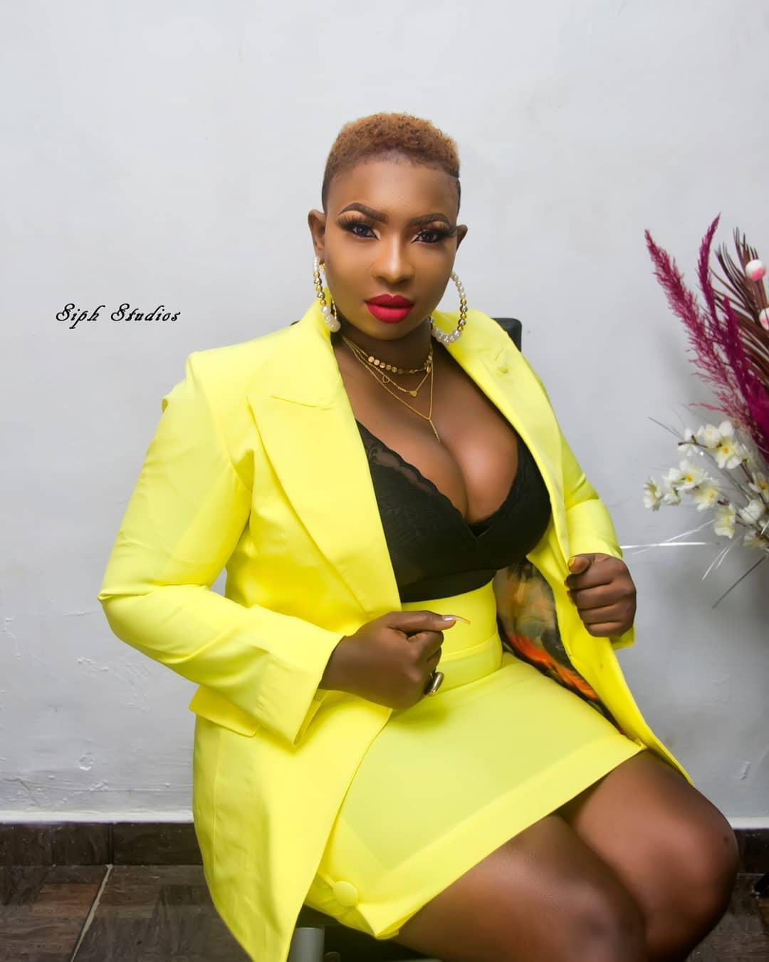 « Les hommes ne peuvent pas s'empêcher de regarder mes fesses », dixit une actrice nigériane