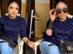 Bobrisky blows hot