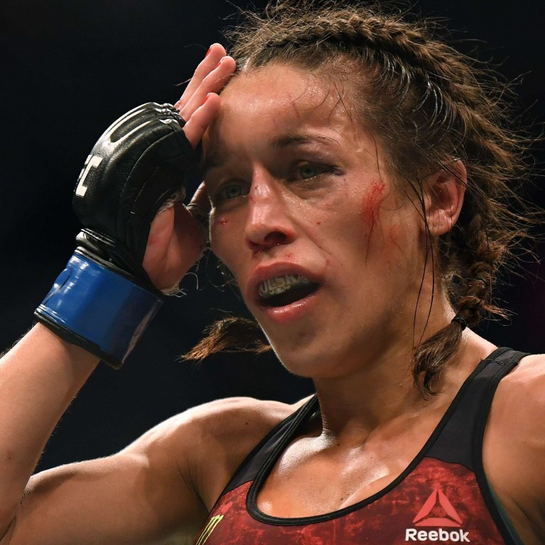 UFC fighter Joanna Jedrzejczyk