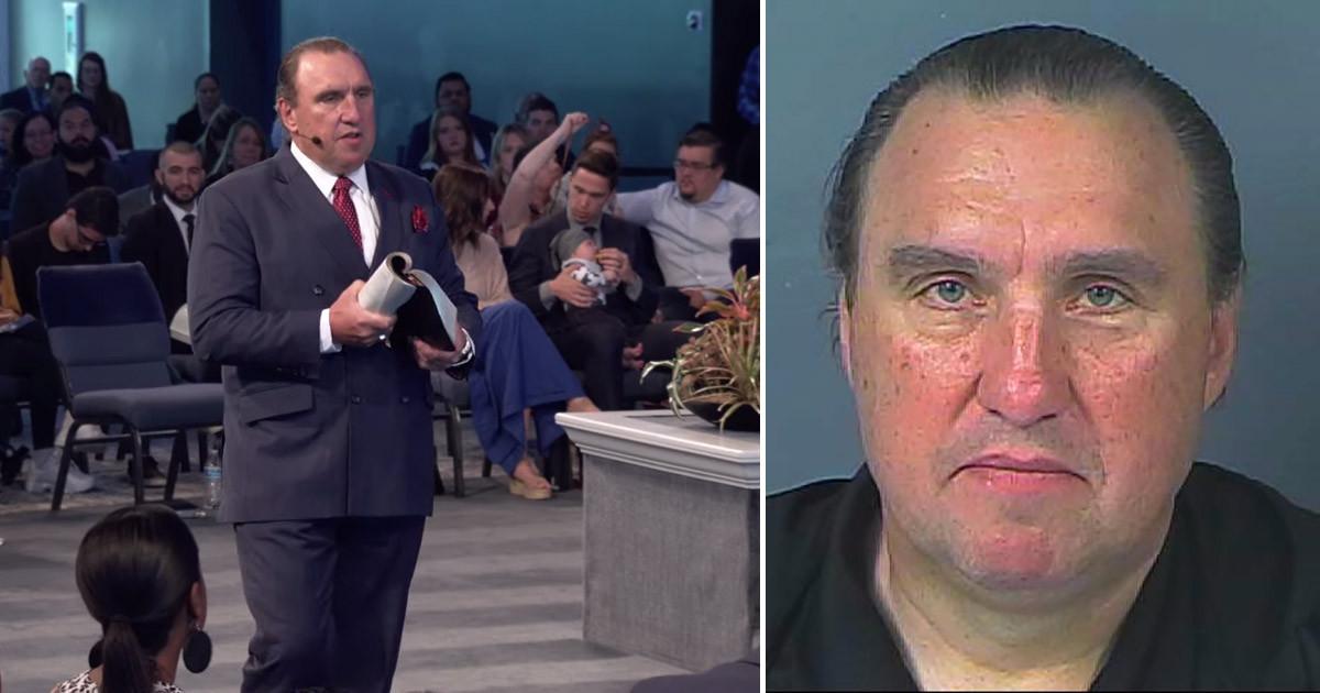 Florida pastor arrested