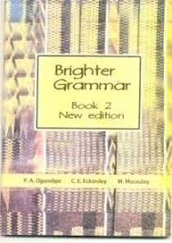 Brighter Grammar author, Ajibola Ogundipe