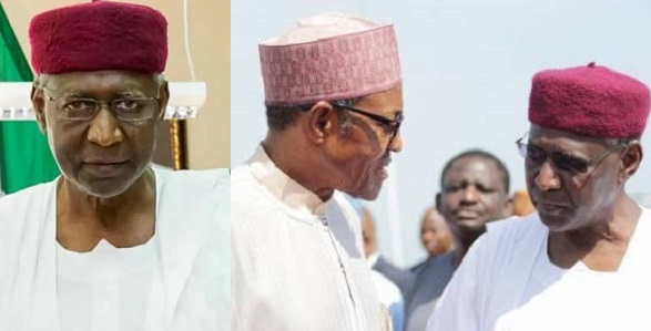 Buhari's aide tests positive