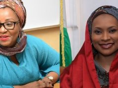 Governor El-Rufai's wife