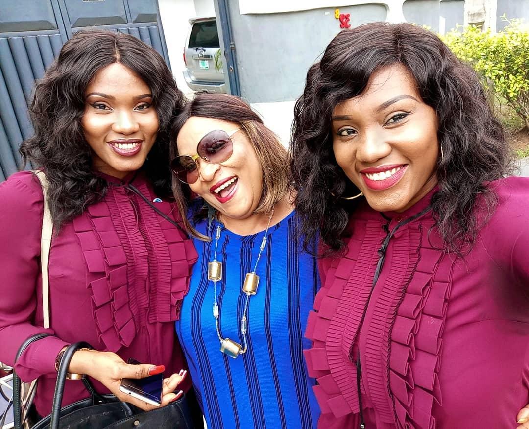 Ngozi Nwosu celebrates