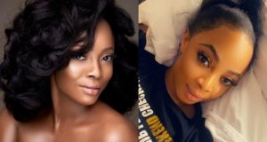 Toke Makinwa asks