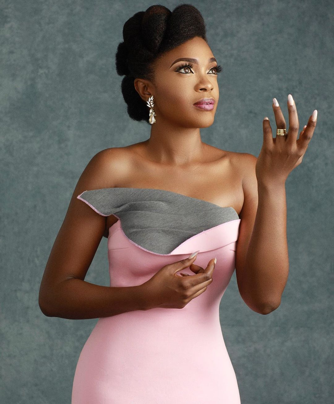 Actress Omoni Oboli celebrates 42nd birthday with throwback photo