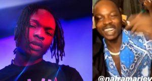 Naira Marley turns himself