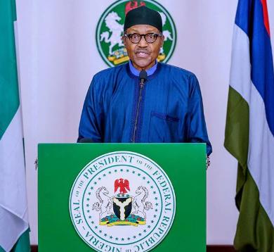 President Buhari To Address Nigerians Today May 18