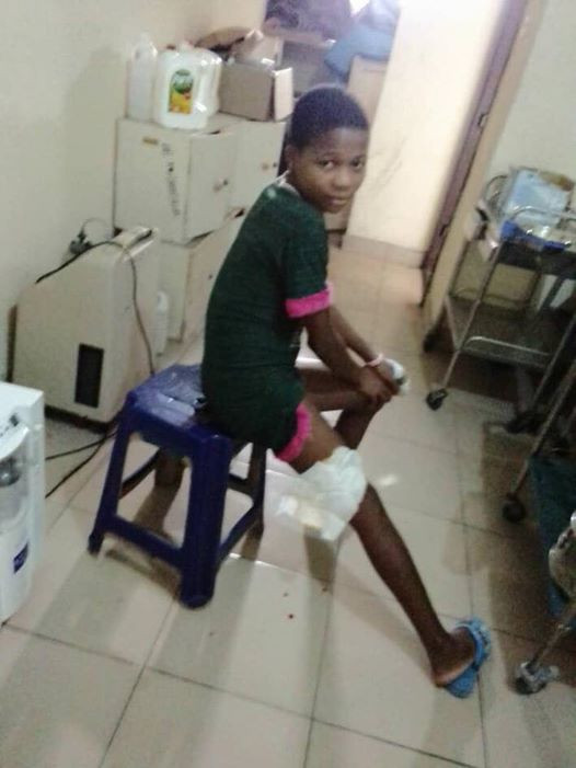 Female police officer accused of dousing 13-year-year-old niece with hot water  (Photos) 2
