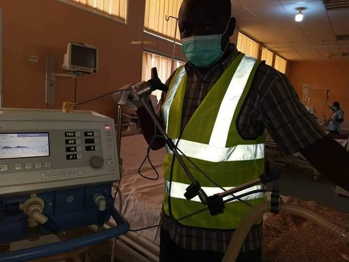 Two Nigerian engineers hailed
