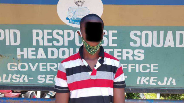 Teen arrested for blackmailing girl with nude photo