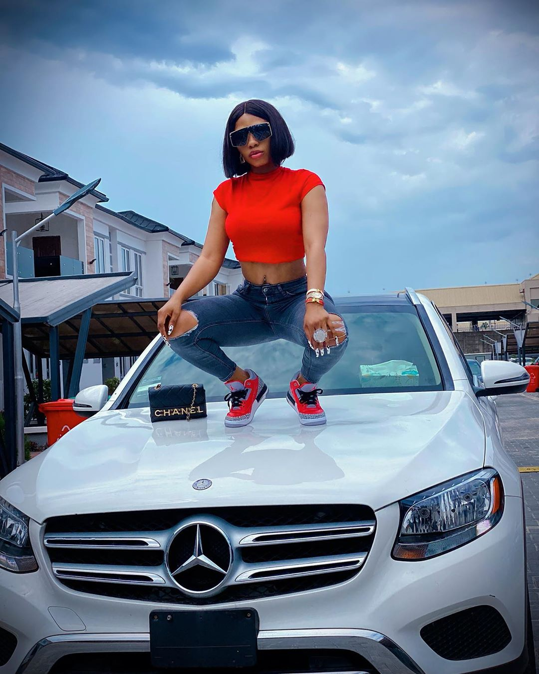 Mercy Eke Explains Why Nigerians Doubt Her Relationship With Ike
