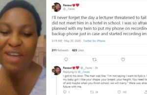 Nigerian lady narrates