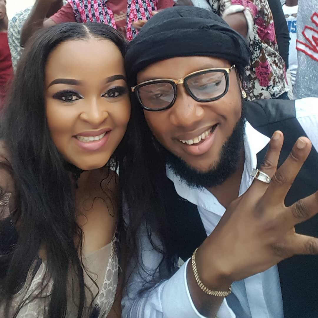 Singer Kcee and his wife, Ijeoma welcome newborn baby on her birthday