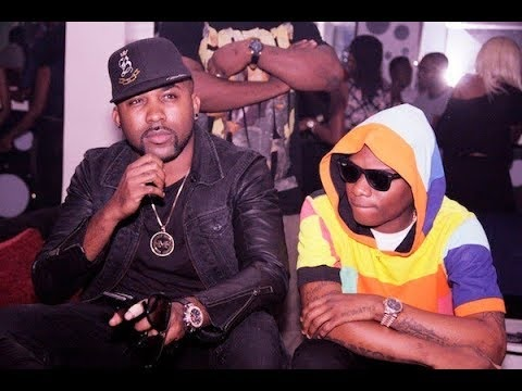 Banky W reacts after fans dug up an old tweet of Wizkid begging to be signed to E.M.E