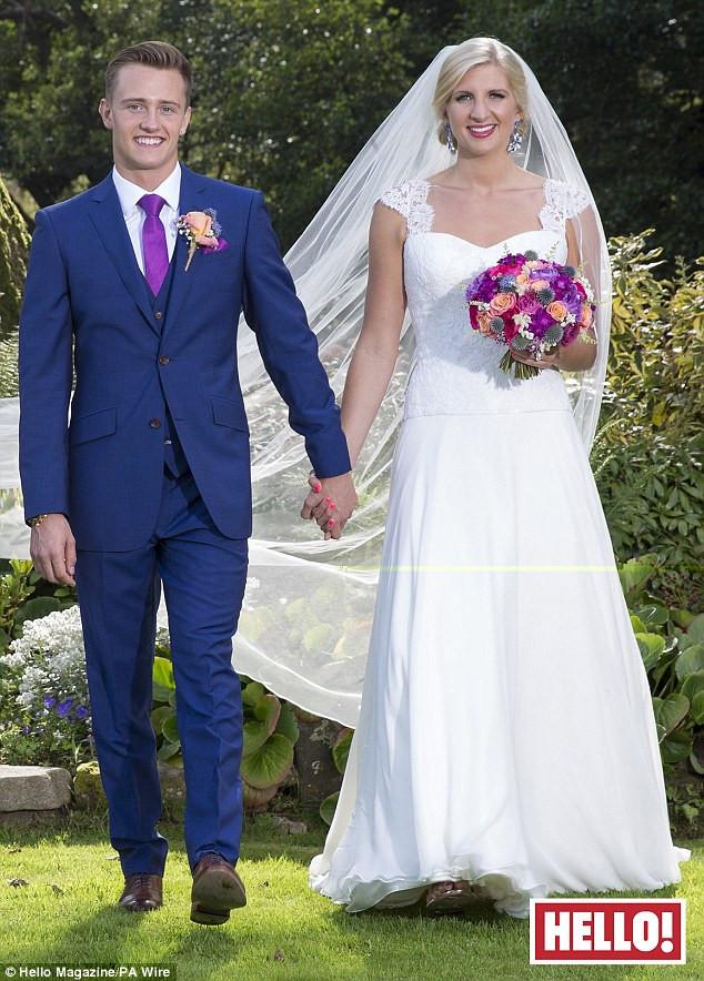 Olympic champion, Rebecca Adlington reportedly spending the coronavirus lockdown with her ex-husband (photo)