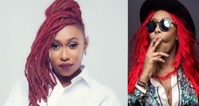 Cynthia Morgan should