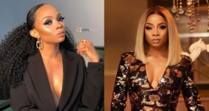 Toke Makinwa reveals