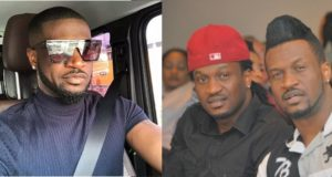 Peter Okoye replies