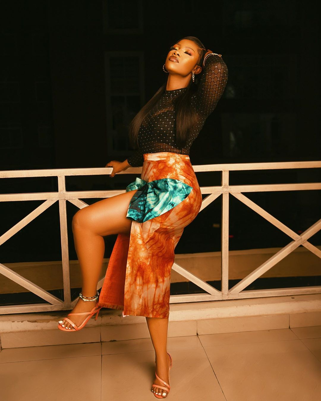 Tacha reveals what she does every night
