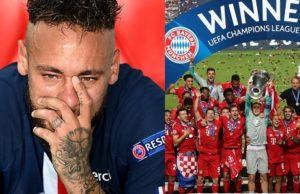 neymar left in tears