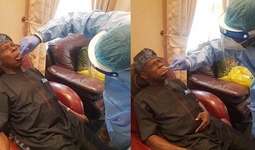 Obasanjo undergoes