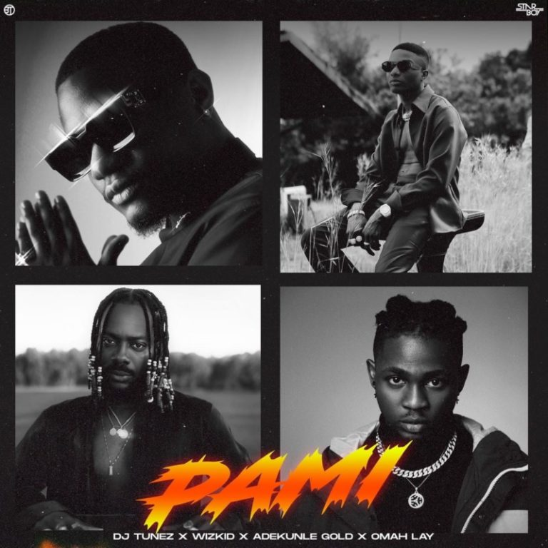 DJ Tunez Pami