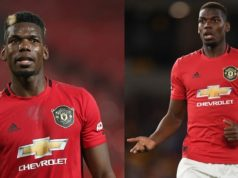 Paul Pogba tests positive