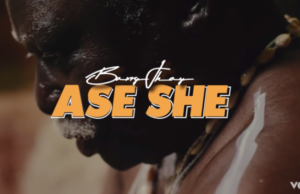 Barry Jhay Ashe She Video