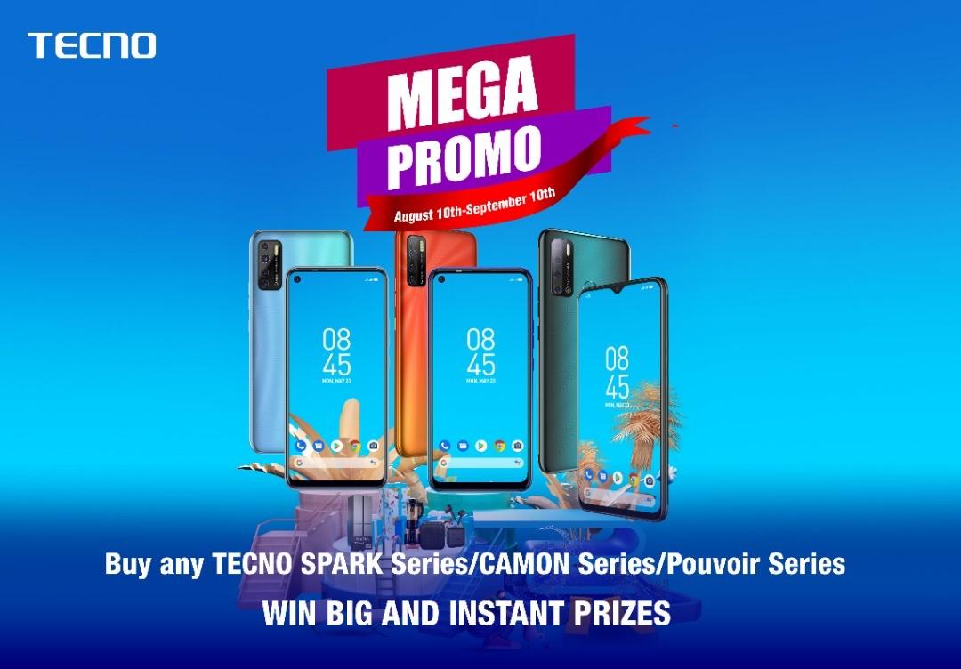 TECNO Mega Promo