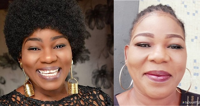 I'm a feminist but submitting yourself to your man doesn't make you a fool — Actress Ada Ameh - YabaLeftOnline