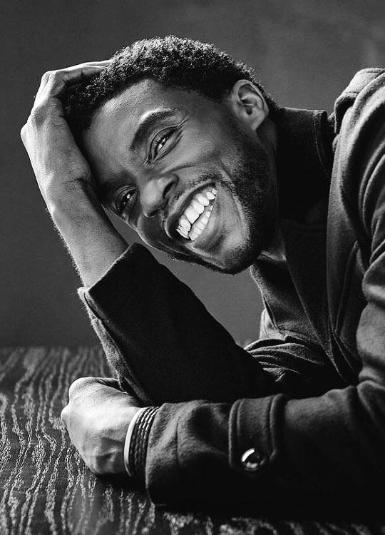 Chadwick Boseman Dies