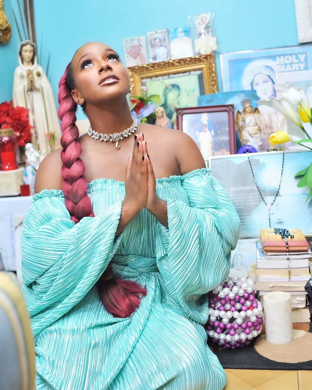 DJ Cuppy explains