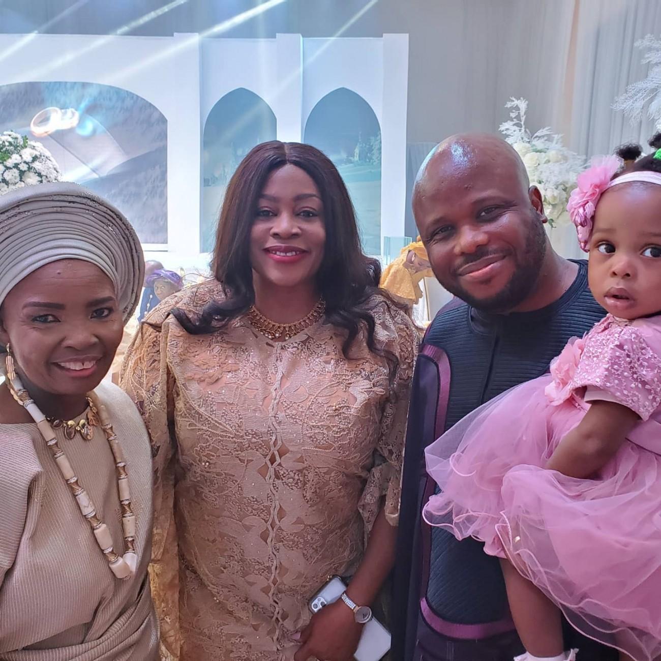 Joy Oyedepo's wedding