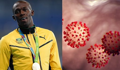 usain bolt tests positive
