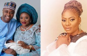 Femi Adebayo Celebrates