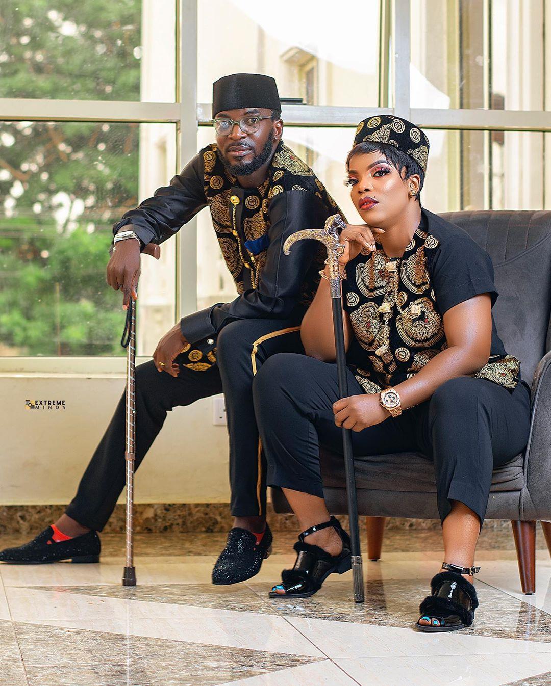 Nollywood siblings