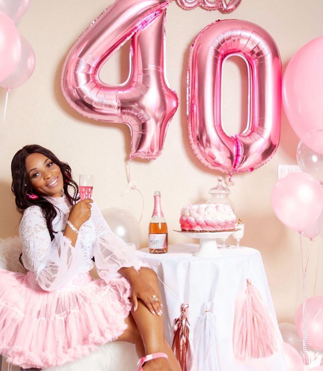 georgina onuoha celebrates