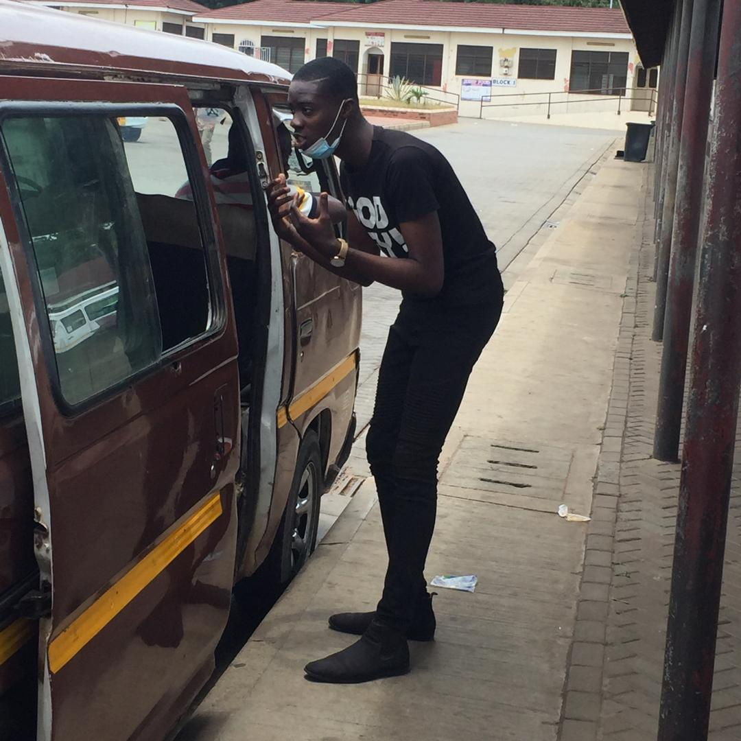 """I spent my 21st birthday preaching in 21 buses"" — Nigerian man reveals"